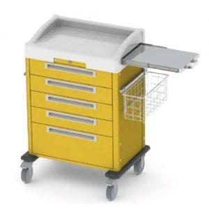 ecoline-isolation-cart