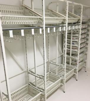 open-frame-rack-catheter-hooks-high-density-large