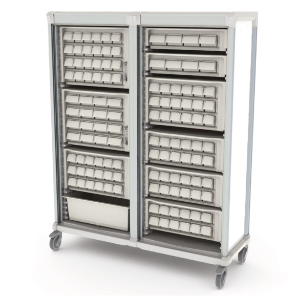 APOLLO-MED-medication-storage-cart
