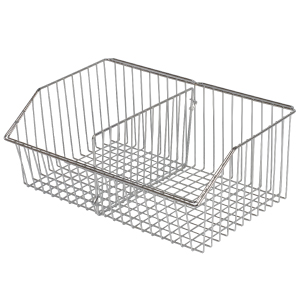 chrome-wire-basket