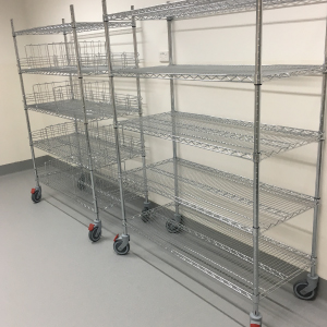 chrome-wire-trolley-unit